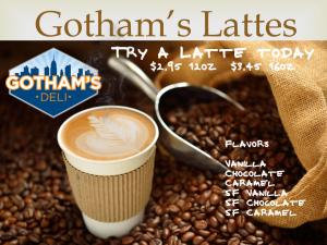 Gothams Latte